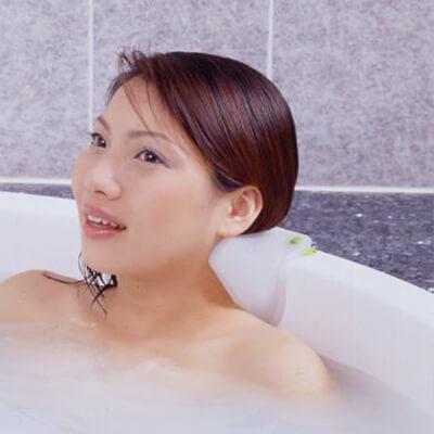 お風呂枕(おふろまくら)