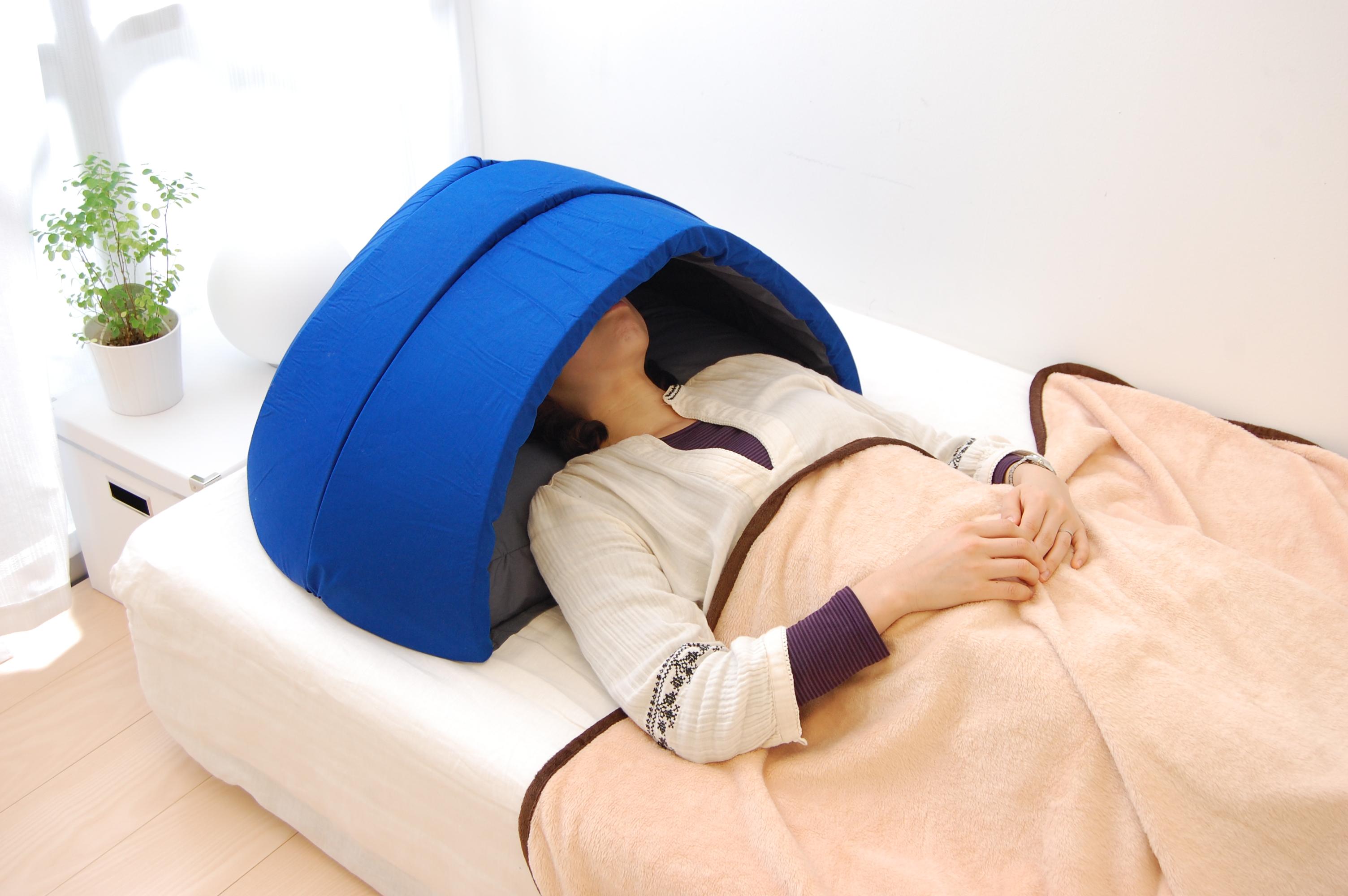 かぶって寝るまくら IGLOO/イグルー 快眠ドーム