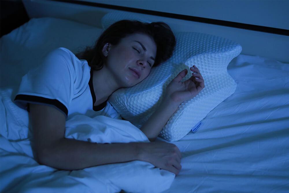 横向き寝に特化した横寝専用まくらYOKONE2(ヨコネ2