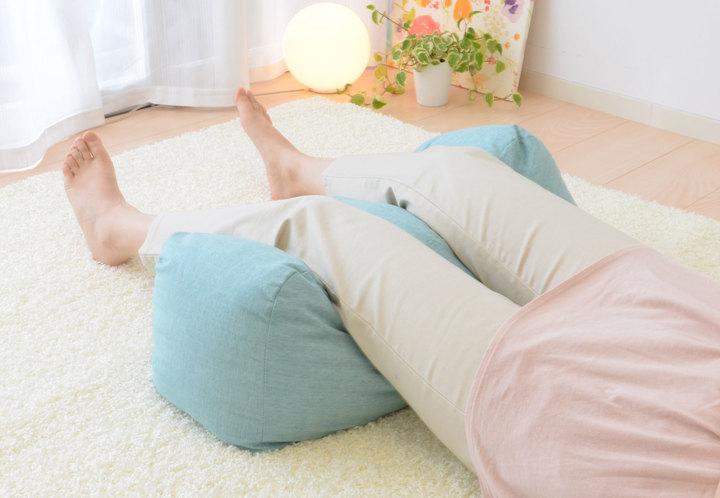 はじめての膝下枕・はじめてのシリーズ