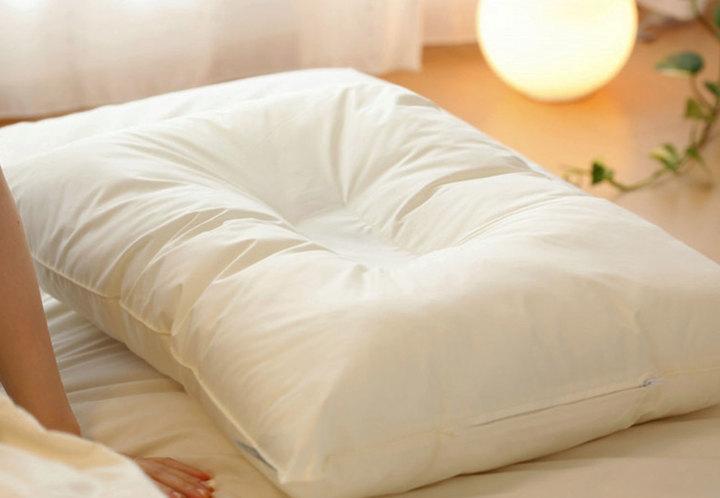 まくら(株)がつくった枕