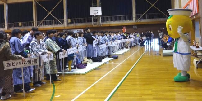 第7回 全日本まくら投げ大会 in 伊東温泉
